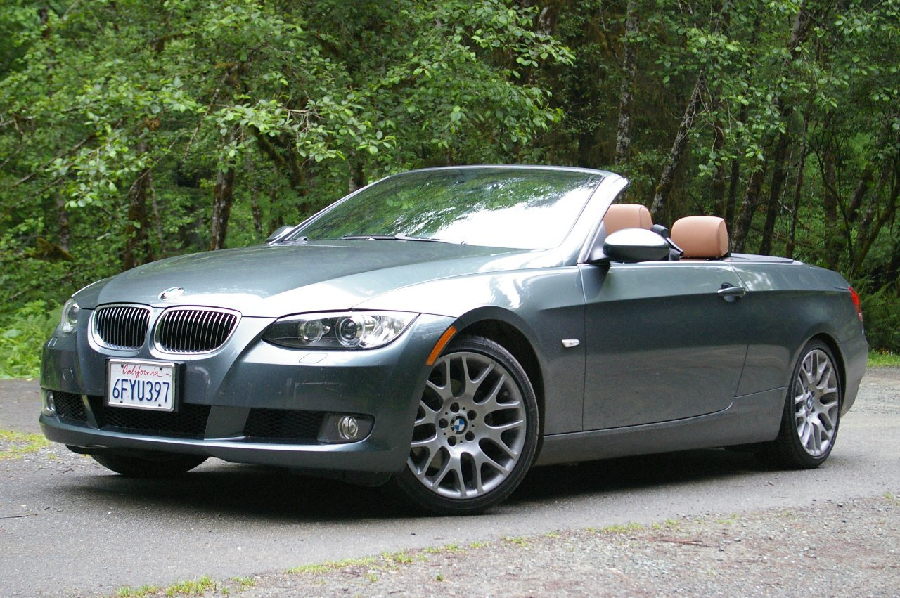 bmw 328i convertible #3