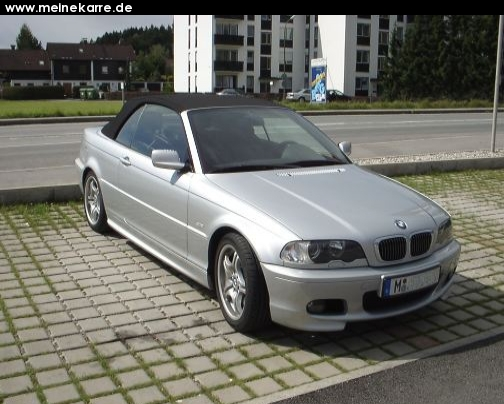 bmw 330 ci cabriolet photos and comments. Black Bedroom Furniture Sets. Home Design Ideas