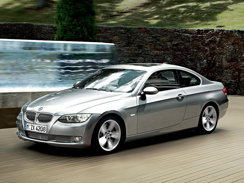 bmw 330 coupe-pic. 1