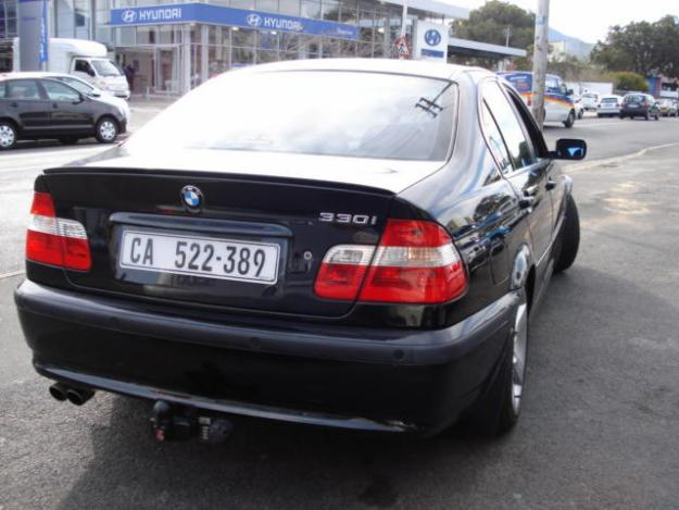 bmw 330i steptronic #5