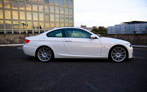 bmw 335d coupe #2