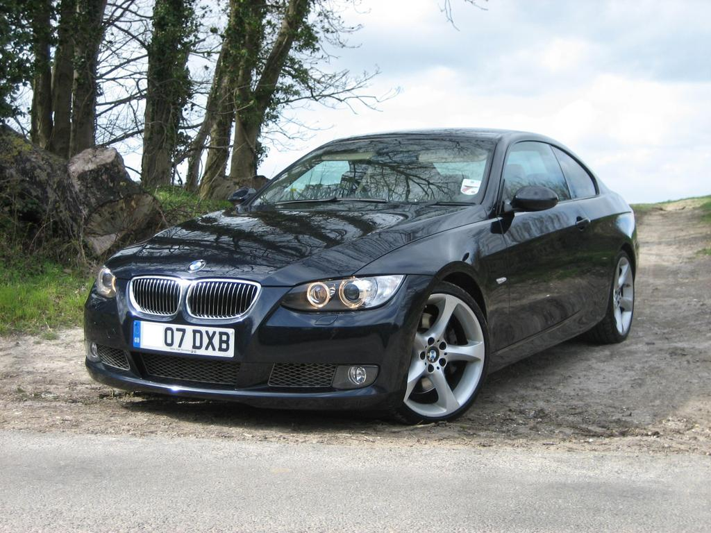 bmw 335d coupe #6