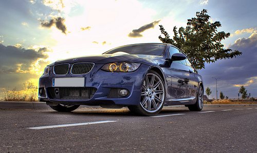 bmw 335d coupe #7