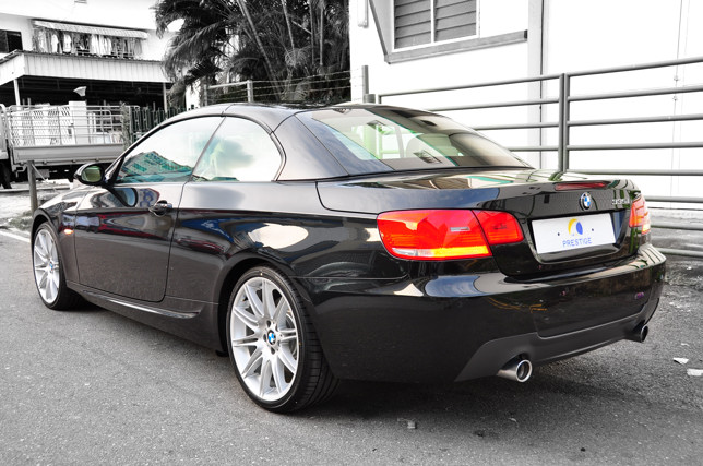 bmw 335i convertible m sport #1