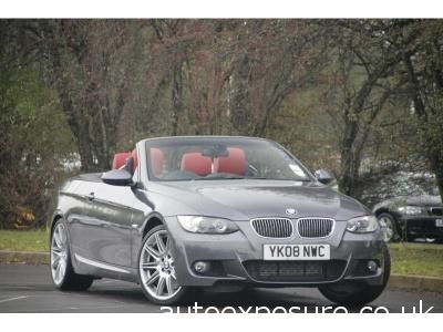 bmw 335i convertible m sport #2