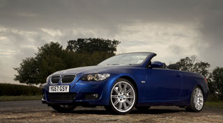 bmw 335i convertible m sport #4