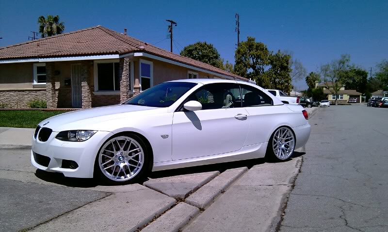 bmw 335i convertible m sport #6