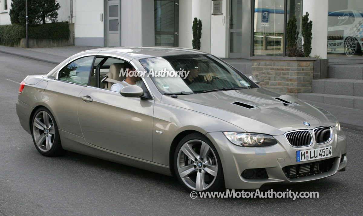 bmw 335i convertible m sport #8