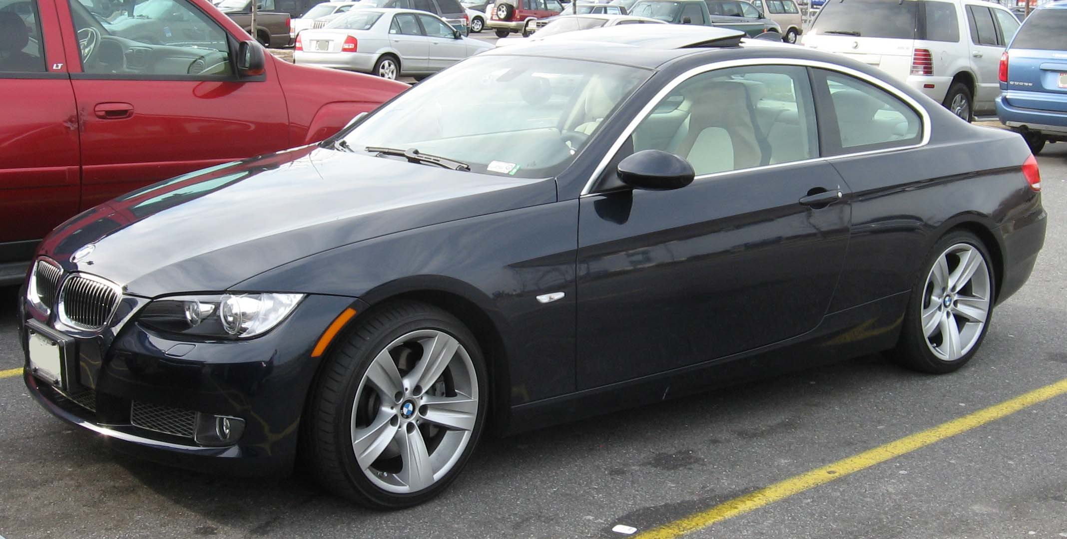 bmw 335i coupe-pic. 3
