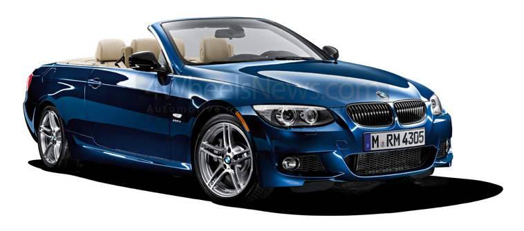 bmw 335is convertible #0