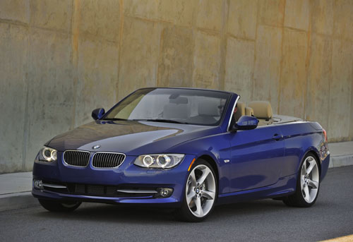 bmw 335is convertible #1