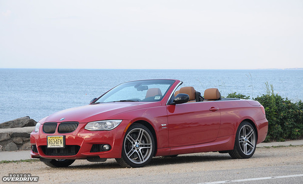 bmw 335is convertible #7