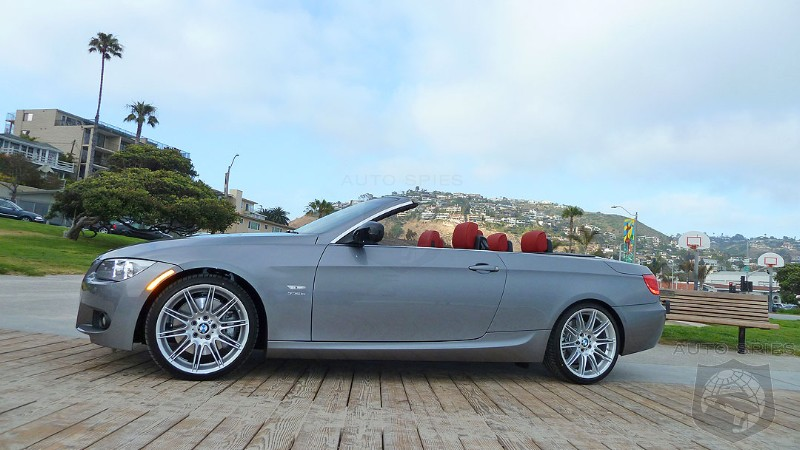 bmw 335is convertible #8