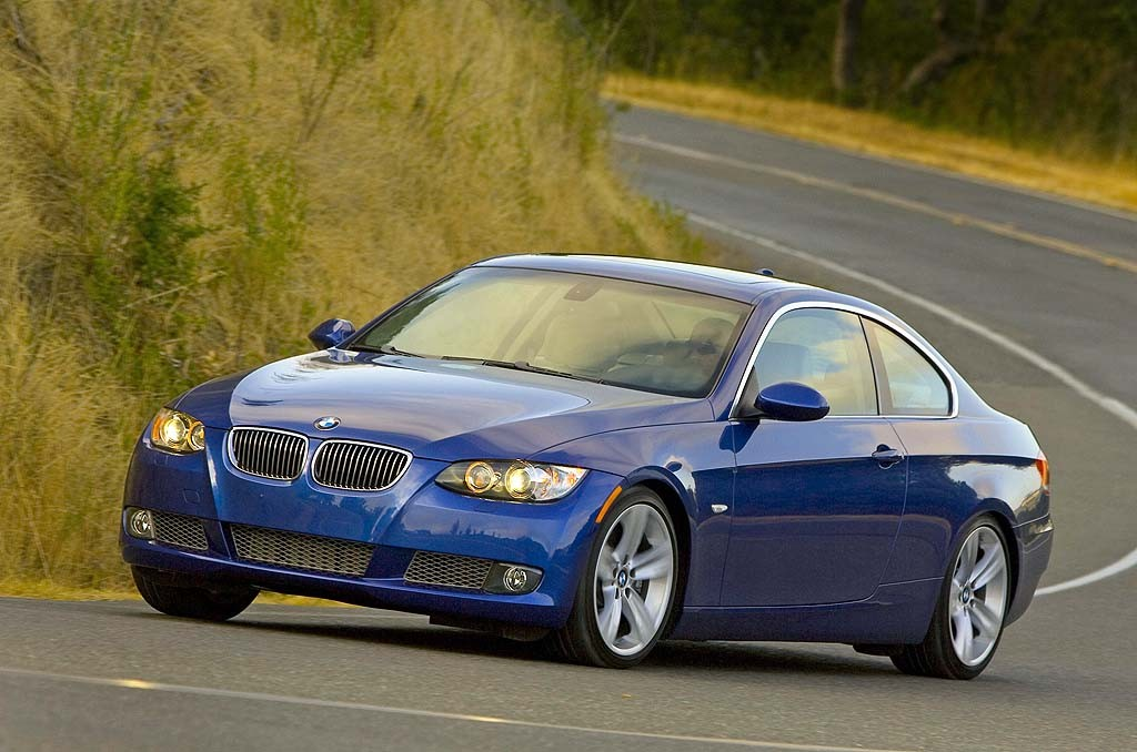 bmw 335is coupe-pic. 2