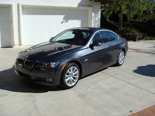 bmw 335xi coupe-pic. 1