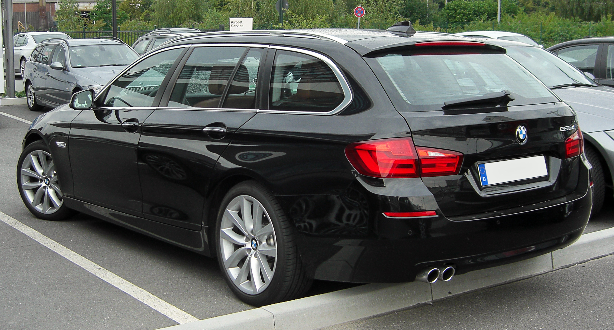 bmw 520d touring-pic. 2
