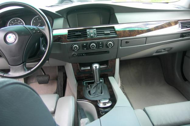 bmw 525 automatic-pic. 2