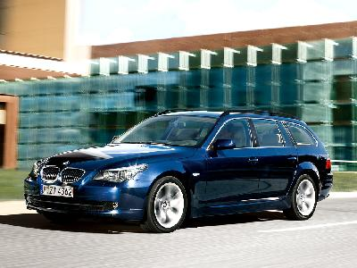 bmw 525 xi touring-pic. 1