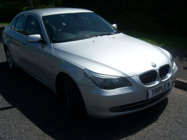 bmw 525d automatic-pic. 1