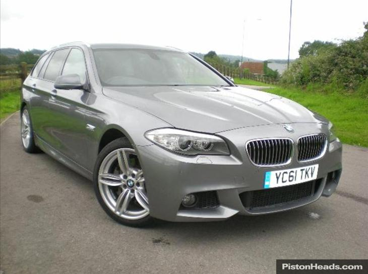 bmw 525d automatic-pic. 2