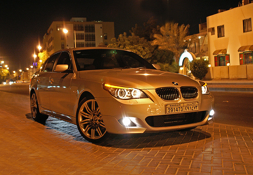 bmw 525i exclusive-pic. 2
