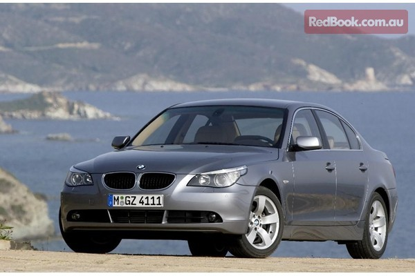 bmw 530i steptronic #0