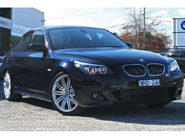 bmw 530i steptronic #1