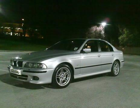bmw 530i steptronic #2