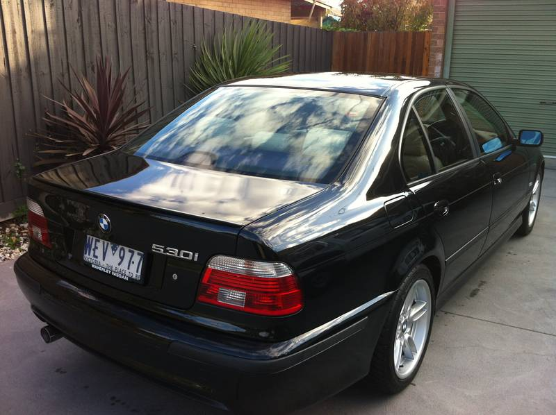 bmw 530i steptronic #3