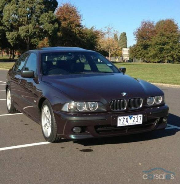 bmw 530i steptronic #5