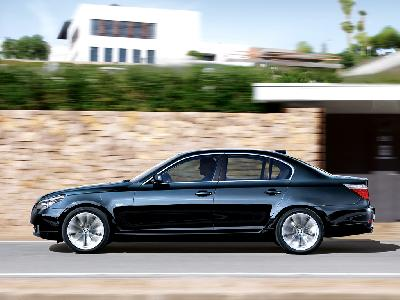 bmw 530i steptronic #6