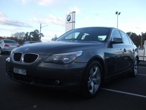 bmw 530i steptronic #7