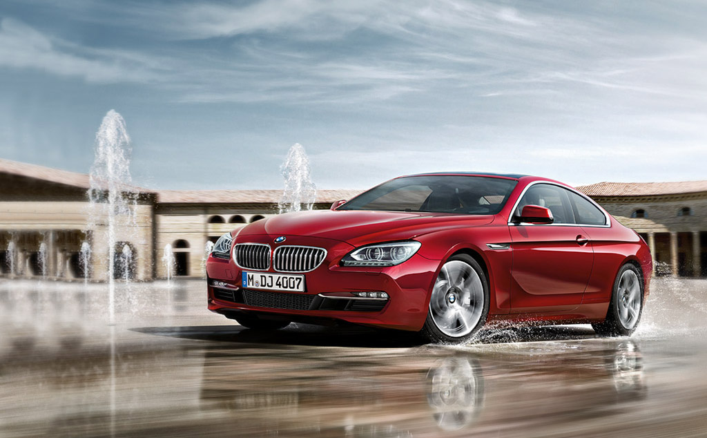 bmw 6 series coupe #0