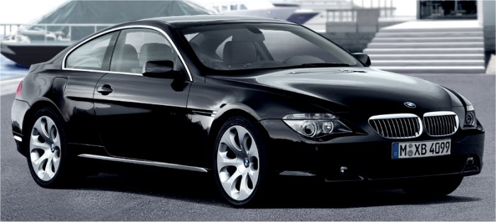 bmw 6 series coupe #1