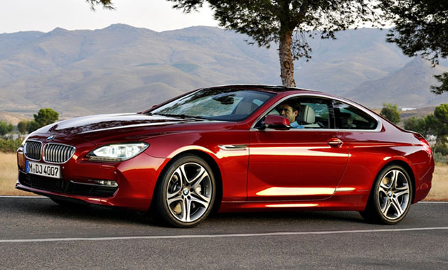 bmw 6 series coupe #2