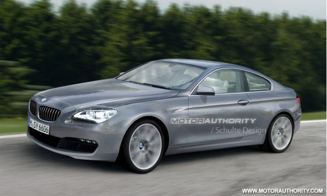 bmw 6 series coupe #5