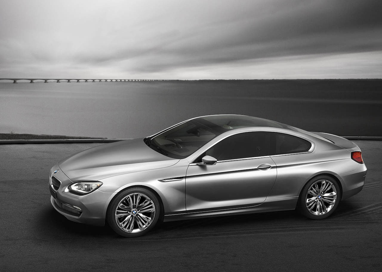 bmw 6 series coupe #6
