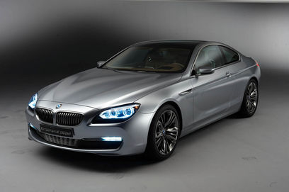 bmw 6 series coupe #8