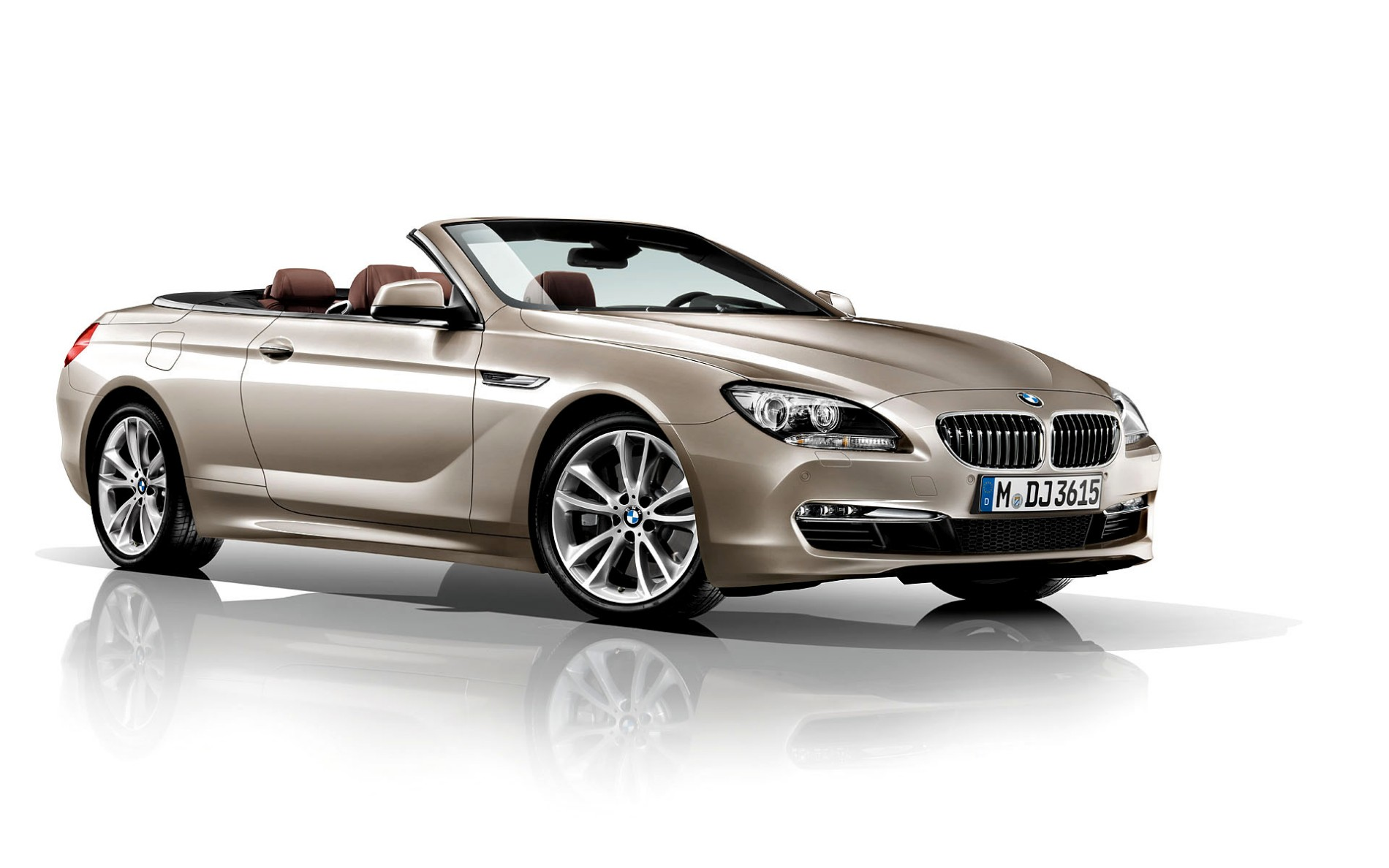 bmw 640i convertible-pic. 1