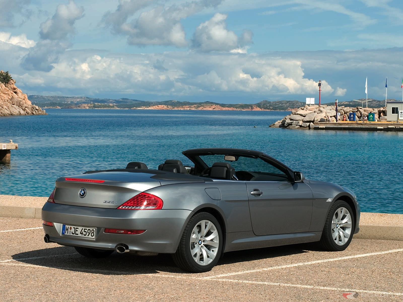 bmw 650i convertible-pic. 1
