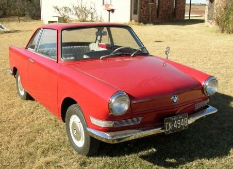 bmw 700 coupe-pic. 1
