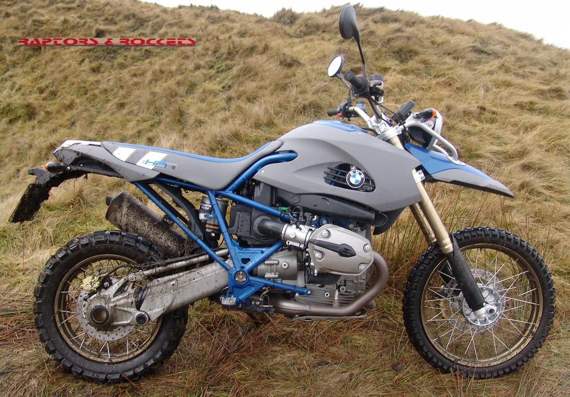 bmw hp2 enduro #0