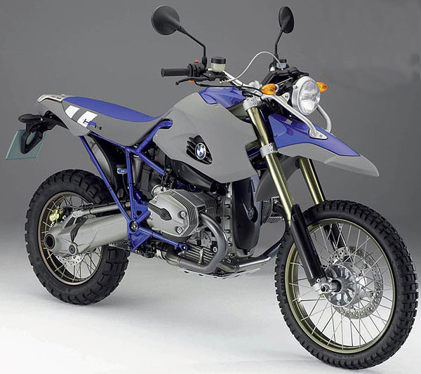 bmw hp2 enduro #1