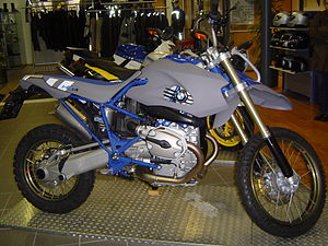 bmw hp2 enduro #2