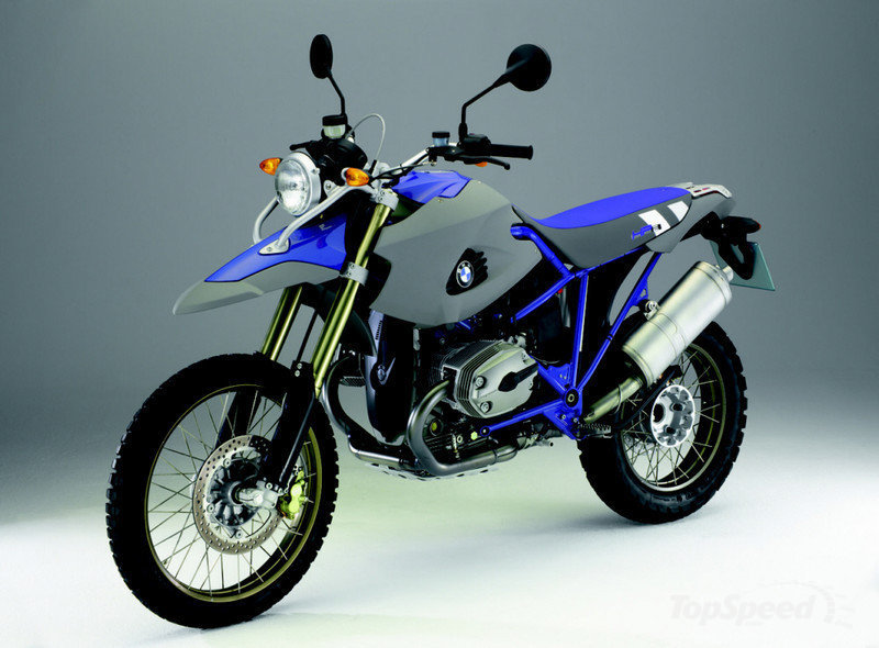 bmw hp2 enduro #5