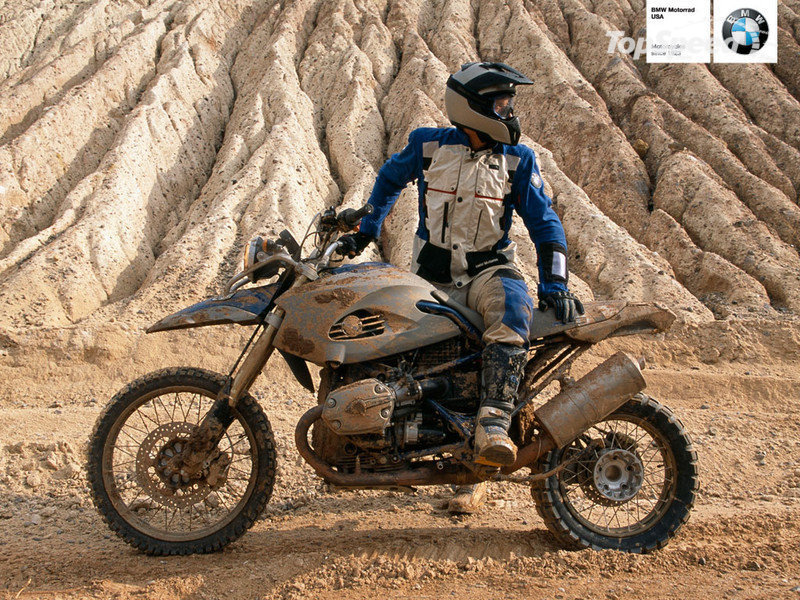 bmw hp2 enduro #7