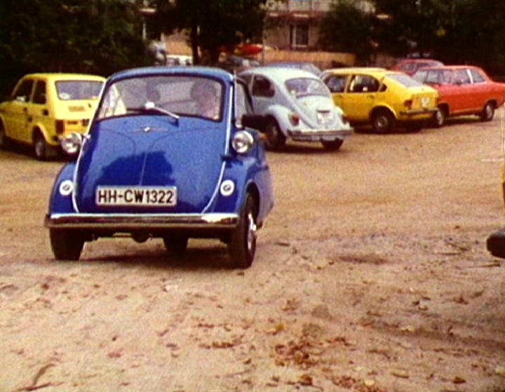 bmw isetta 250 export #1