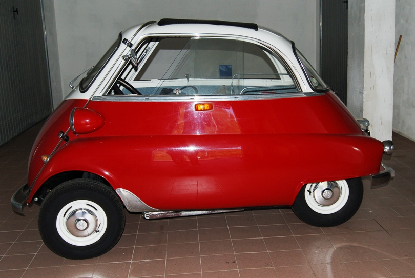 bmw isetta 250 export #2