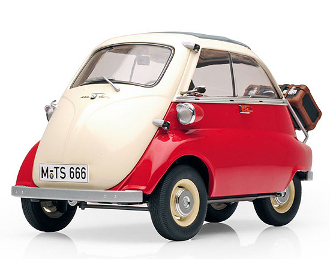 bmw isetta 250 export #4