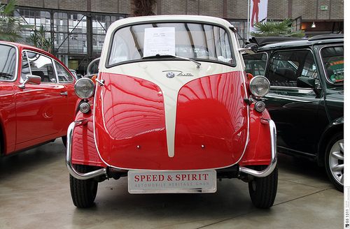 bmw isetta 250 export #6